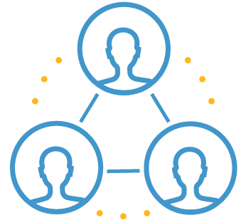 Collaborative Icon