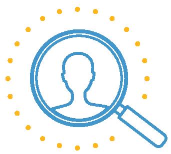 Client Focused Icon
